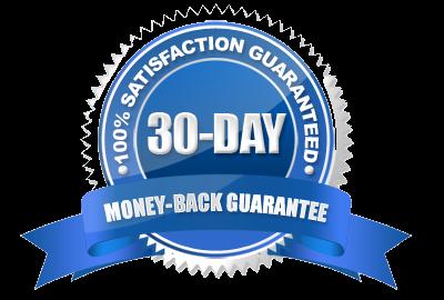 30 Days Back Guarantee